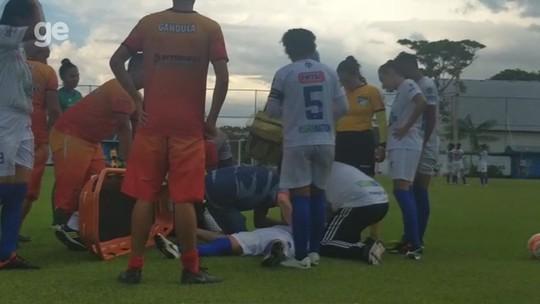 Solidariedade: jogadora passa mal, médico rival é chamado às pressas e ajuda no socorro; vídeo