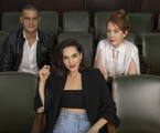 Eduardo Moscovis, Tainá Müller e Camila Morgado em 'Bom dia, Verônica' | uzanna Tierie/Netflix