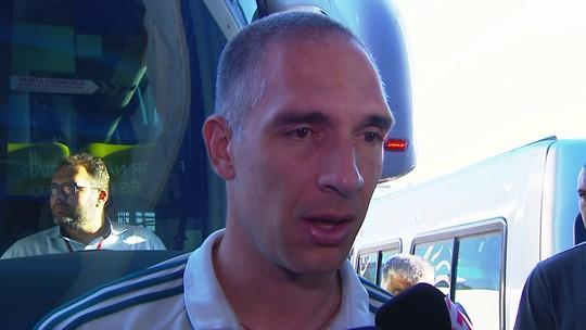 """Prass reafirma desejo de renovar com Palmeiras, mesmo se Weverton chegar: """"Vai disputar posição"""""""