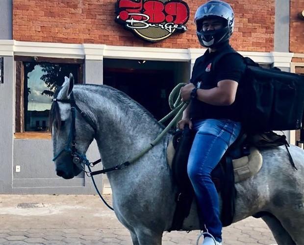 Cavalo (Foto: Reprodução)