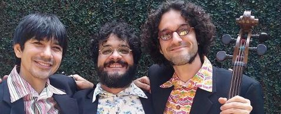 Sesc Araraquara recebe músicos do Trio mas non Troppo no Dia das Crianças (Foto: Divulgação)
