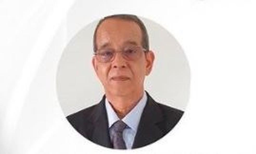 Carlos Eduardo Campos Borges, de 56 anos, morreu em Tangará — Foto: OAB/MT
