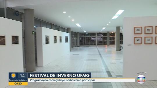 Festival de Inverno da UFMG começa nesta sexta-feira