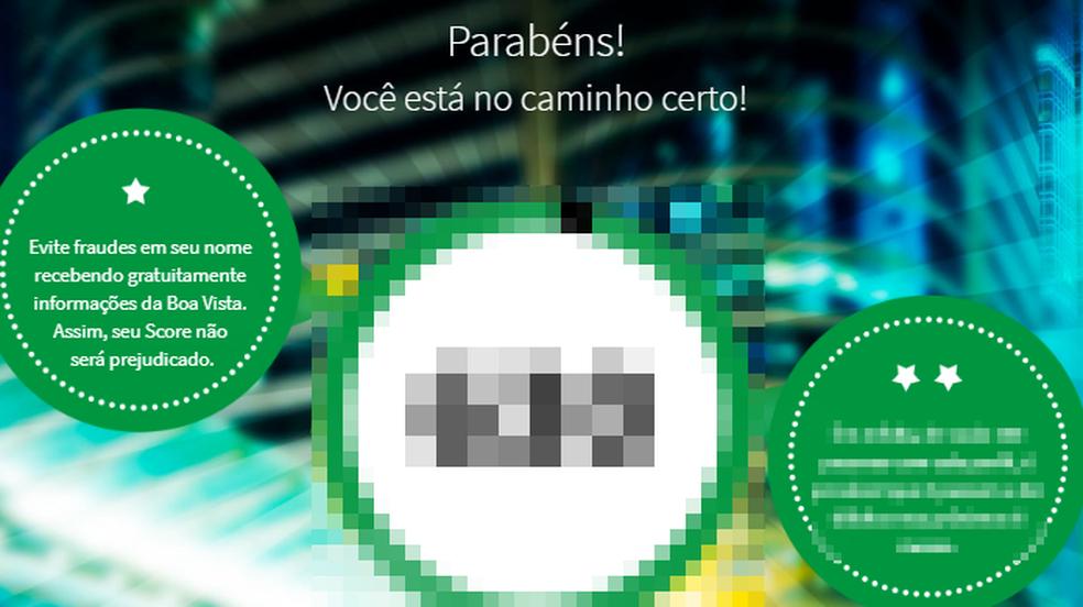 Veja o seu score na Boa Vista (Foto: Reprodução/Paulo Alves)