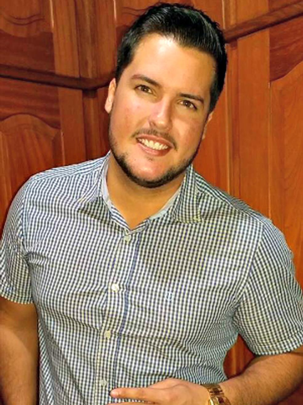 Rafael Chaves Frota morreu após ser atingido por um tiro em uma boate no Acre (Foto: Arquivo pessoal)