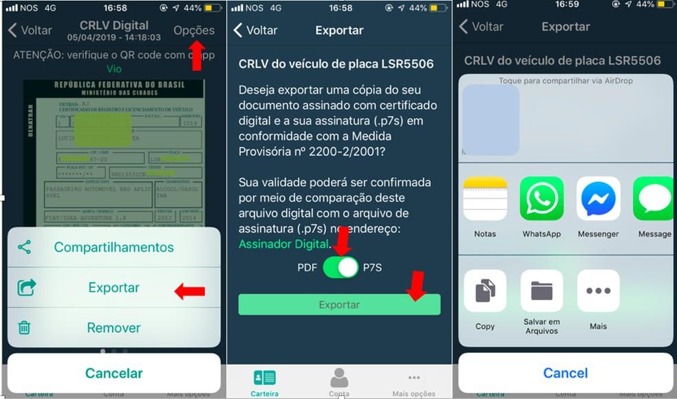 captura-de-tela-2019-04-05-as-17.52.05 #Dica: Você já conhece como funciona o CRLV Digital? Aprenda como baixar e usar o documento no app.