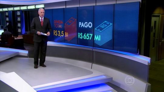 Brasil tem dívida de R$ 3,5 bilhões com organizações multilaterais