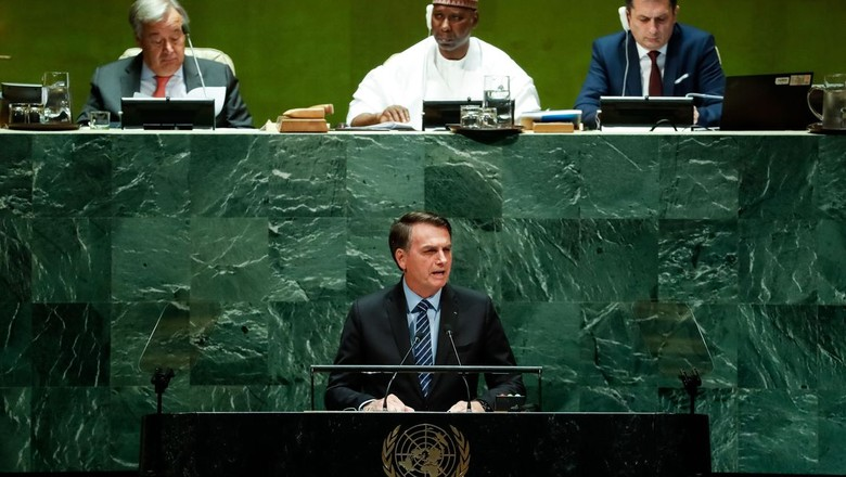 Bolsonaro-ONU- (Foto: Alan Santos/Presidência da República)