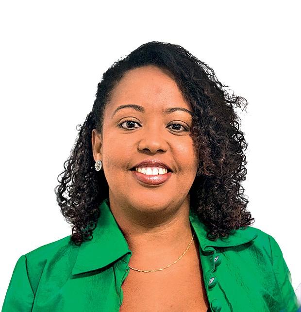 """Sociedade Politicas - """"Até a mulher tem dificuldade de achar que outra trabalhará bem na política""""   – Alice Gabino, 38,  advogada, Rede (Foto: Divulgação)"""