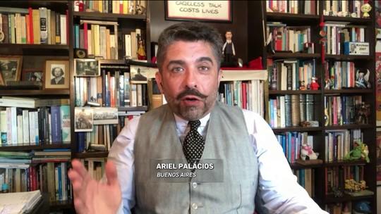 """Idolatria por Tevez na Argentina chega a ser """"uma doença"""", diz Tim Vickery"""