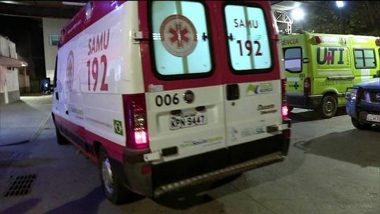 Emergências do Rio receberam mais de 1,3 mil baleados em 4 meses