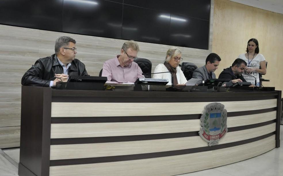 Ex-secretário de Saúde será ouvido pela Comissão Parlamentar de Inquérito da Saúde de Limeira (Foto: Câmara de Limeira)
