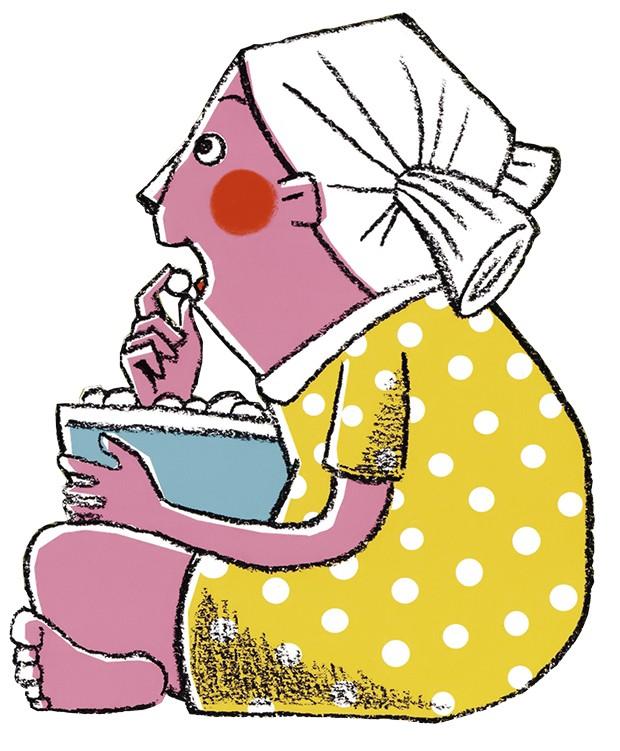 Analua, texto e ilustrações de Marilia Pirillo, WMF Martins Fontes, R$ 44,90. A partir de 4 anos.  (Foto: Reprodução)