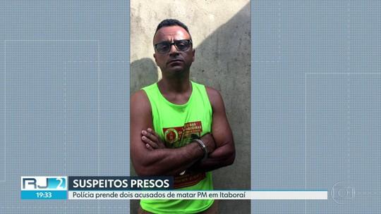 Polícia prende suspeitos de integrar quadrilha que matou policial em Itaboraí, RJ