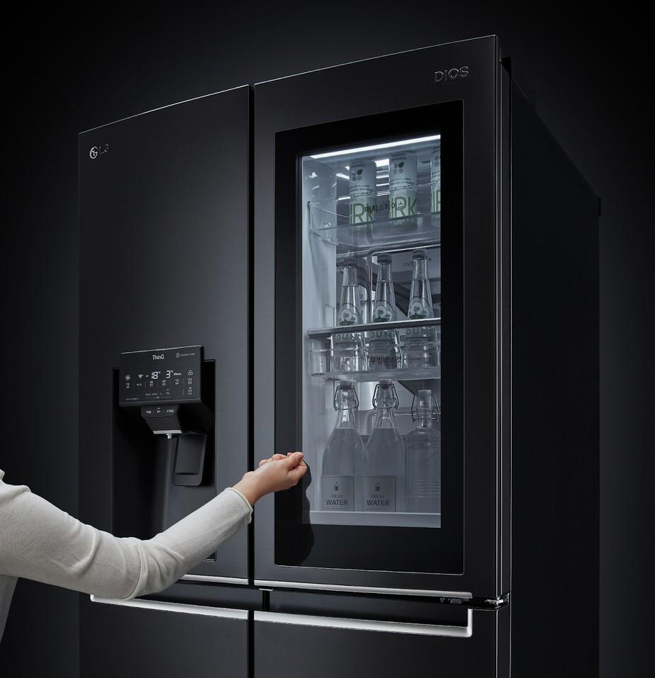 O futuro dos eletrodomésticos chegou