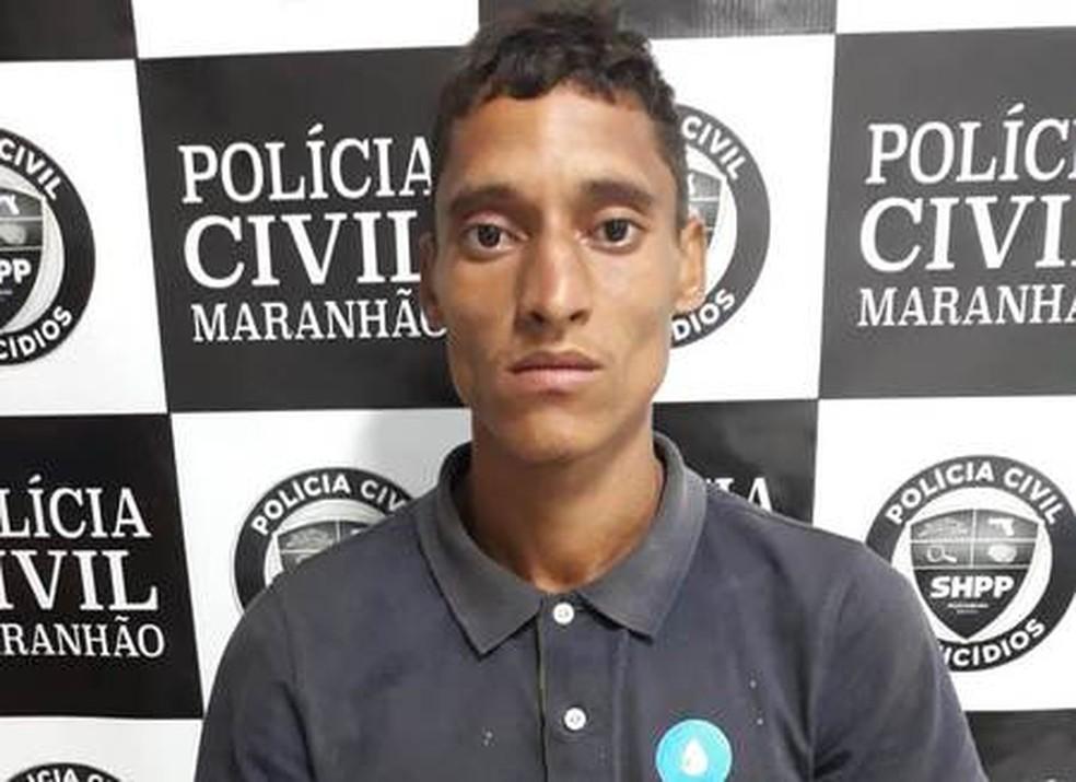 Segundo a polícia, José Hildo já foi preso também por ter espancado um bebê — Foto: Divulgação/Polícia