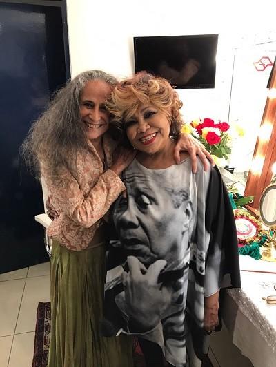 Maria Bethânia e Alcione