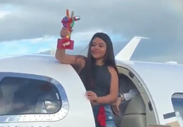 Eduarda Brasil (Foto: Reprodução/Instagram)