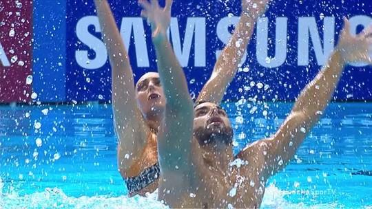 """""""Quando comecei, não imaginava que um dia poderia competir"""", diz pioneiro do nado no Brasil"""