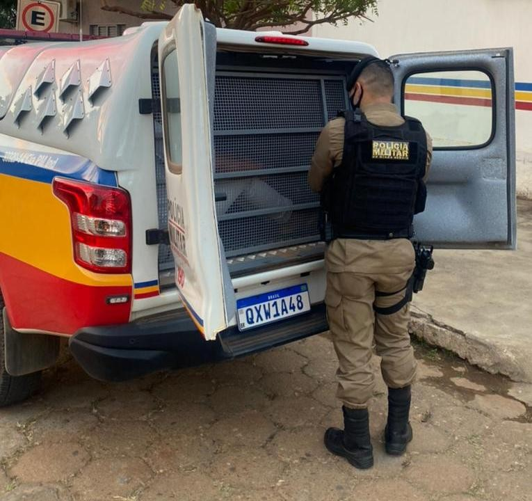 Homem é preso após assalto em Araçuaí; ele cumpre regime semiaberto por latrocínio