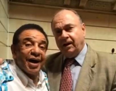 Agnaldo e Cesar Maia