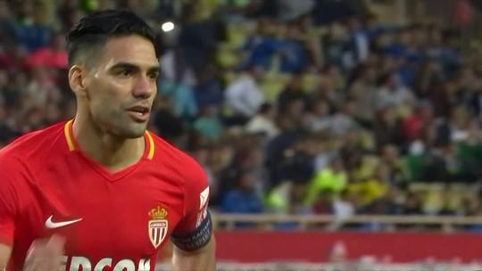Falcao García chega a 13 gols no Francês, e Monaco volta a vencer após quatro jogos