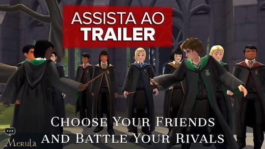 'Harry Potter: Hogwarts Mystery', game para celulares, é lançado para Android e iOS