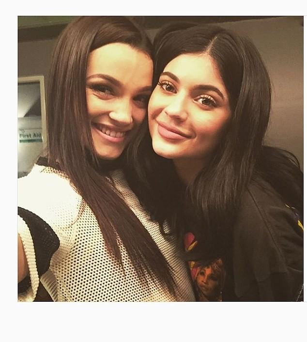 Natalie Zettel e Kylie Jenner (Foto: Instagram)