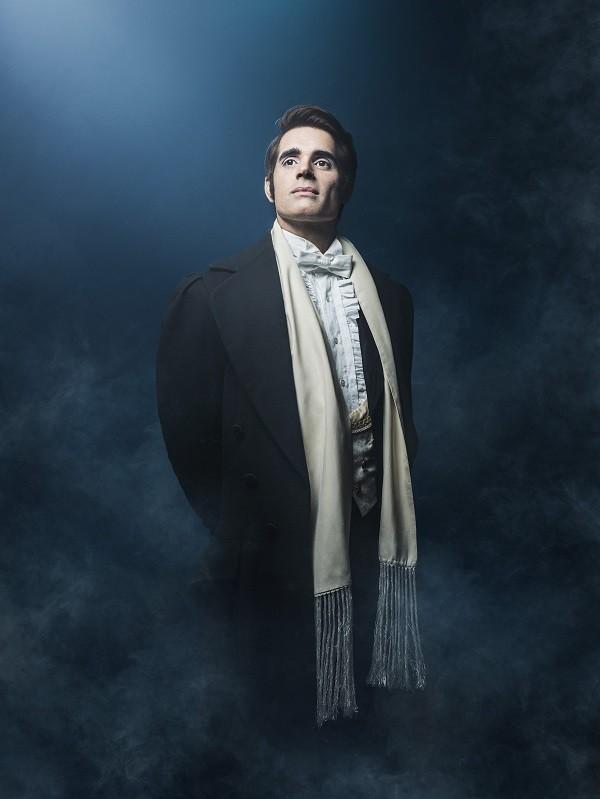 O Fantasma da Ópera (Foto: Pedro Dimitrow/divulgação)