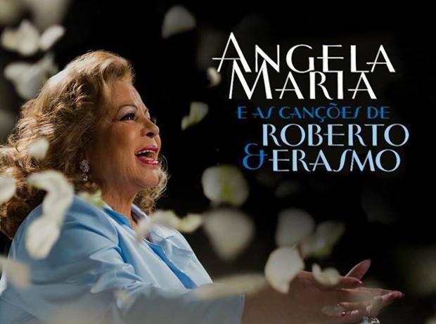 Angela Maria (Foto: Reprodução/Facebook)