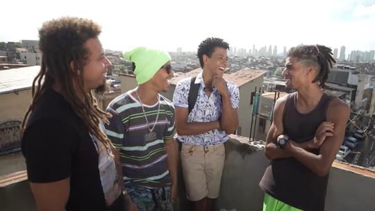 Coletivo TrapFunk&Alivio traduz, através da música, a realidade do Nordeste de Amaralina