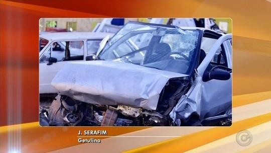 Grávida e mulher de 53 anos morrem após batida frontal na rodovia em Getulina