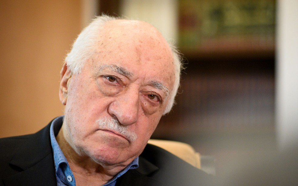 -  Clérigo muçulmano Fethullah Gülen vive exilado nos EUA desde 1999  Foto: Reuters/Charles Mostoller/File Photo
