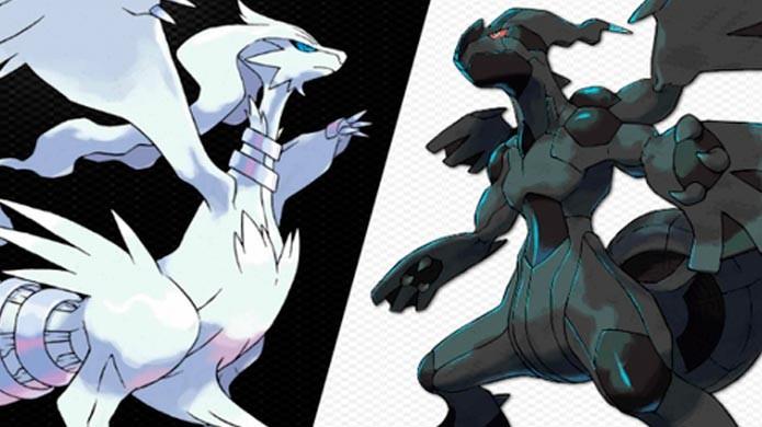 Os lendários de Black and White também aparecem em Omega Ruby e Alpha Sapphire (Foto: Divulgação)