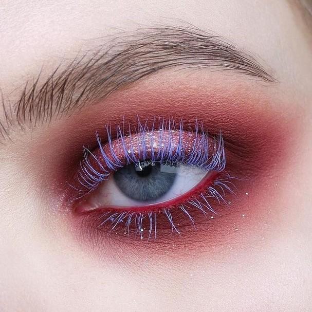 O lilás abre o olhar (Foto: Reprodução Instagram)