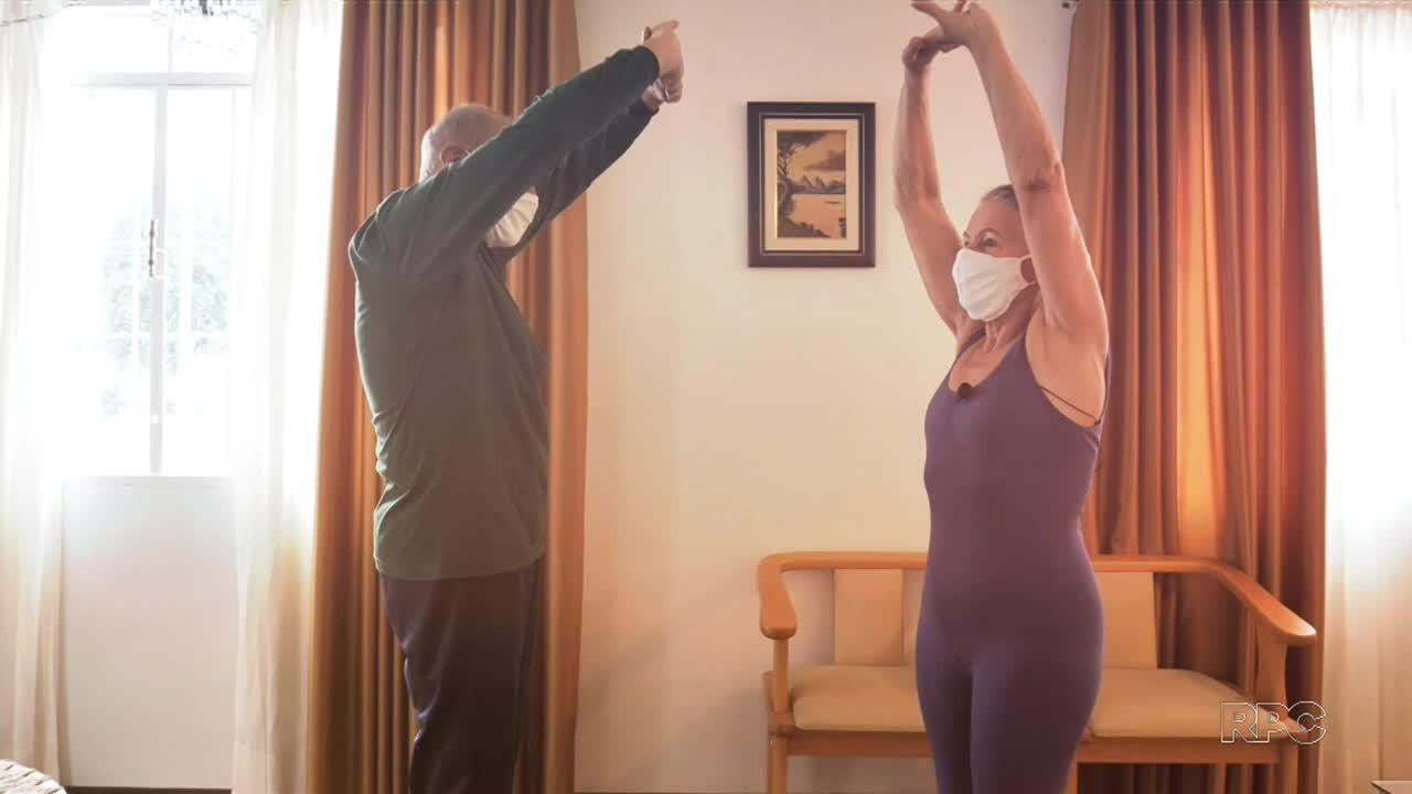 Mude 1 Hábito: a importância da atividade física na terceira idade