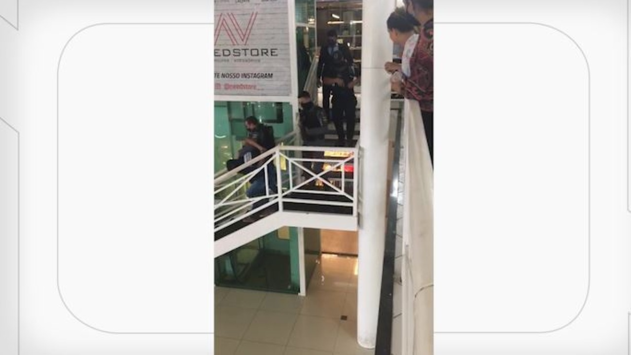 Trio é detido após assalto com reféns em loja de São Luís