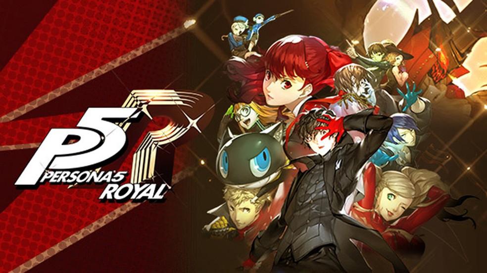 Persona 5 The Royal chegará em 2020 no PlayStation 4 com extras — Foto: Reprodução/Gematsu