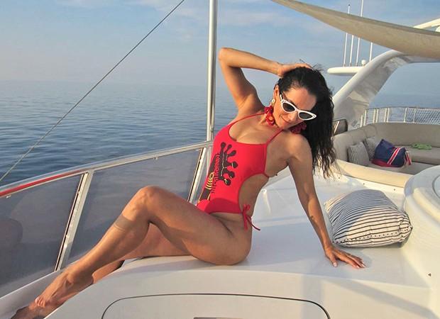 Mônica Carvalho (Foto: Divulgação)