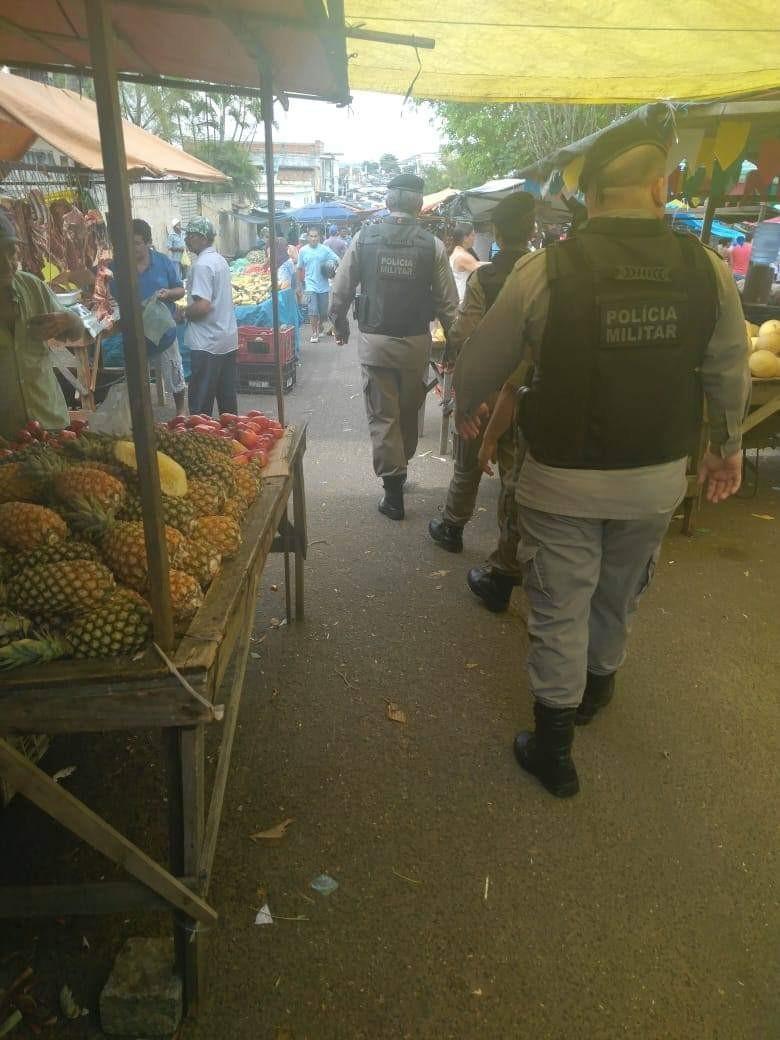Homem é preso vendendo drogas na feira de Guarabira, na PB