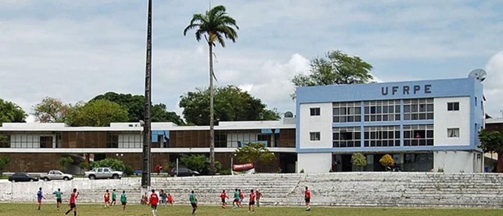 Campus da UFRPE no Recife tem 2,1 mil vagas no Sisu — Foto: Vanessa Bahé/G1