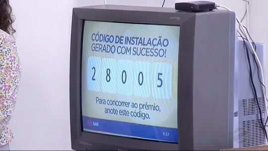 Desligamento do sinal analógico vai ocorrer no dia 5 de dezembro em Dourados