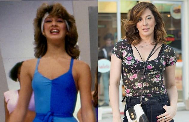 Claudia Raia comemora 50 anos em dezembro. Na TV, a atriz está há 32 anos. Relembre alguns momentos marcantes da carreira dela  (Foto: Memória TV Globo / Divulgação)