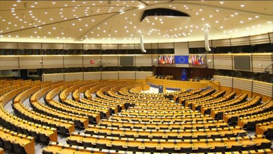 Começam as eleições para o parlamento europeu