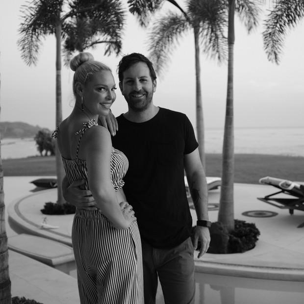 Katharine Heighl curte primeiras férias em família em dois anos  (Foto: Reprodução/Instagram)