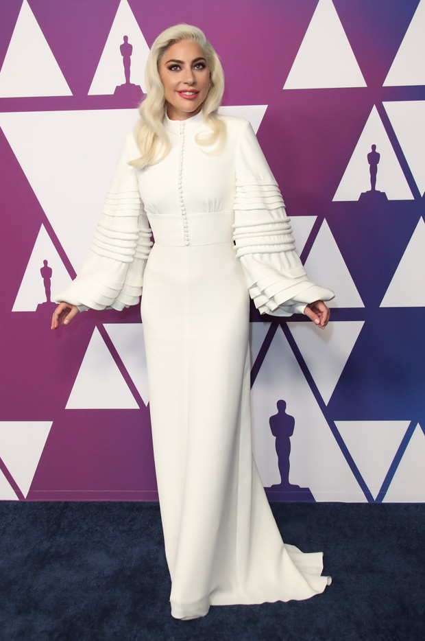 Lady Gaga de Louis Vuitton (Foto: Getty Images)