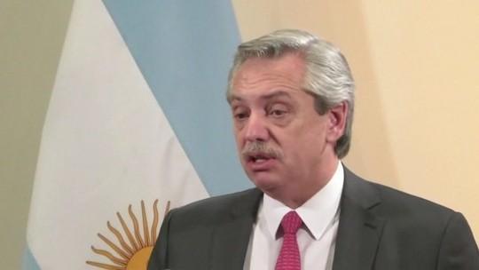 Argentina anuncia aumento de impostos em exportações