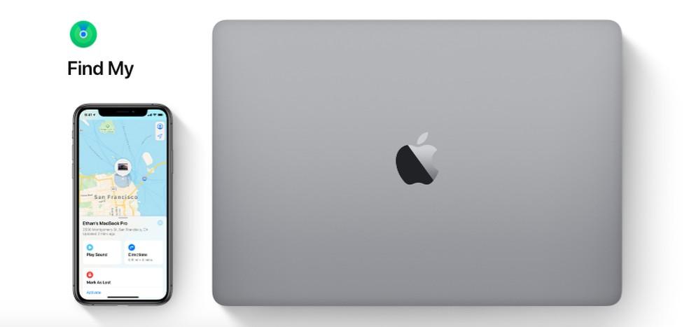 Conheça o Find My, app da Apple que encontra iPhone perdido até offline — Foto: Divulgação/Apple