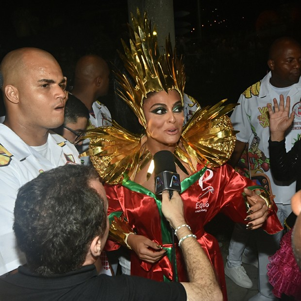 Juliana Paes (Foto: Glaucon Fernandes /  AgNews)