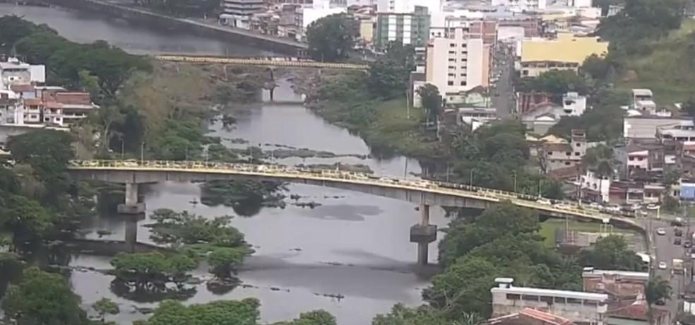 Itabuna é uma das cidades da Bahia com maior coeficiente de incidência do coronavírus por habitantes — Foto: Reprodução/TV Santa Cruz
